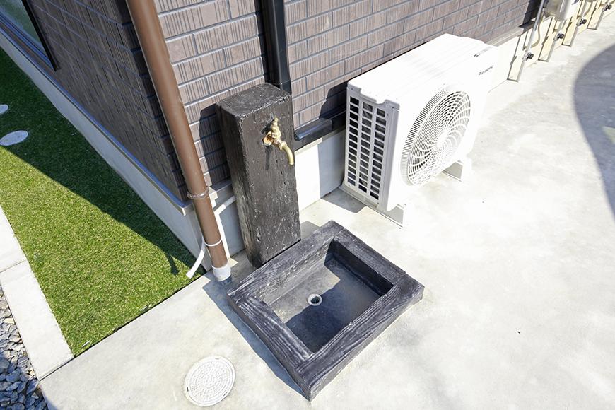 駐車場に水道があります_MG_3503
