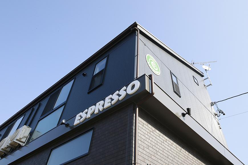 外観からもう、まんまカフェ!のespresso木田_MG_3512