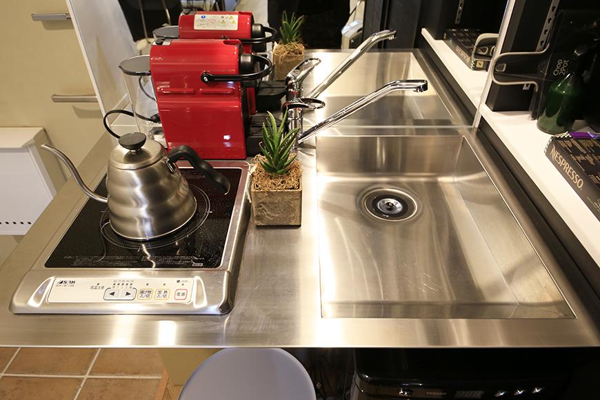 キッチンはシンプルで必要充分!_MG_4665