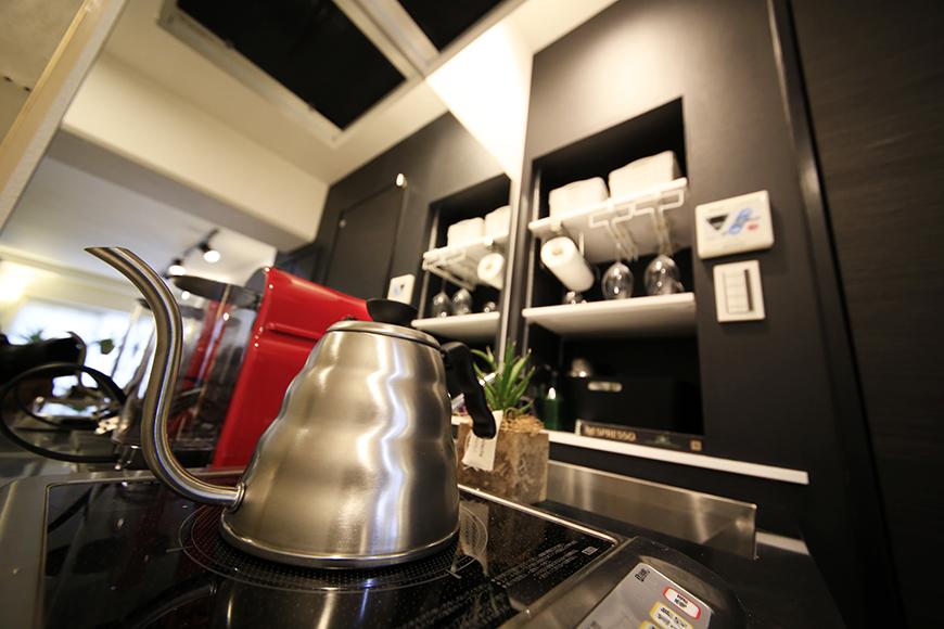黒を基調としたシンプル・スタイリッシュなキッチン周り!_MG_4581
