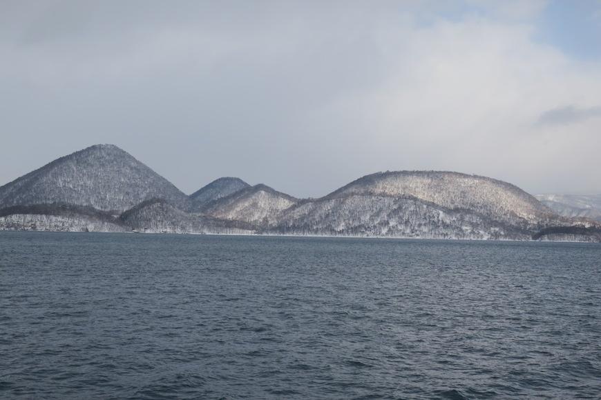 洞爺湖中央に浮かぶ中島_IMG_0319