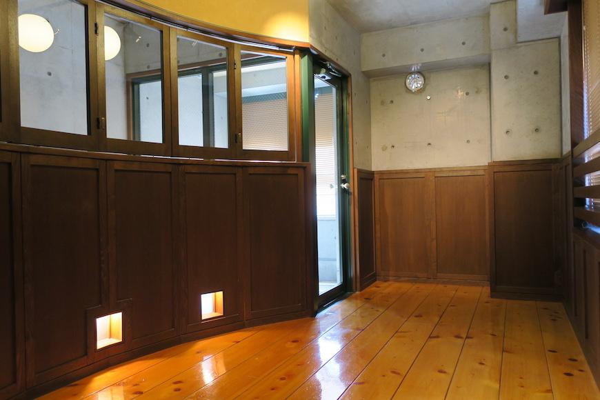 【2000 HOUSE】極上アンティーク空間 可動式アンティーク窓_0712