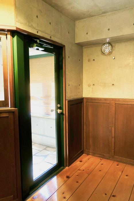 【2000 HOUSE】極上アンティーク空間 テラスへ_0715