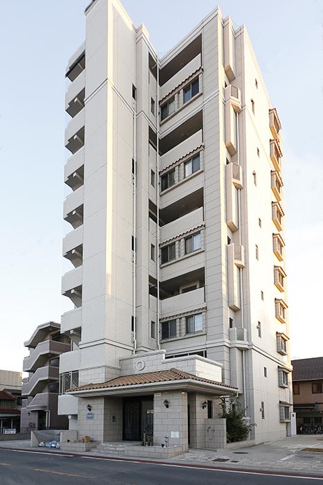 10階建ての鉄筋コンクリート造のマンション。ところが、その構造に秘密が!_MG_9513s