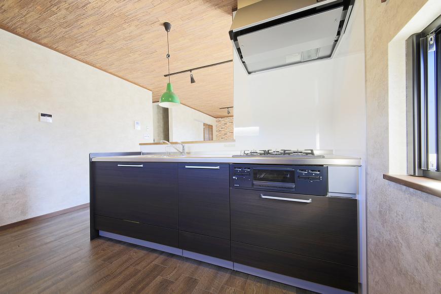 キッチン周りです。この広々スペースでストレスなく料理☆_MG_9628