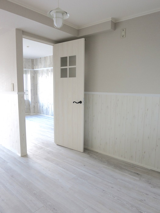 Room クール・シャビーシックなお部屋。知的で上品。1
