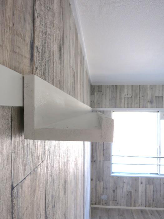 Room クールなシャビーシックな小物と素材たち。3