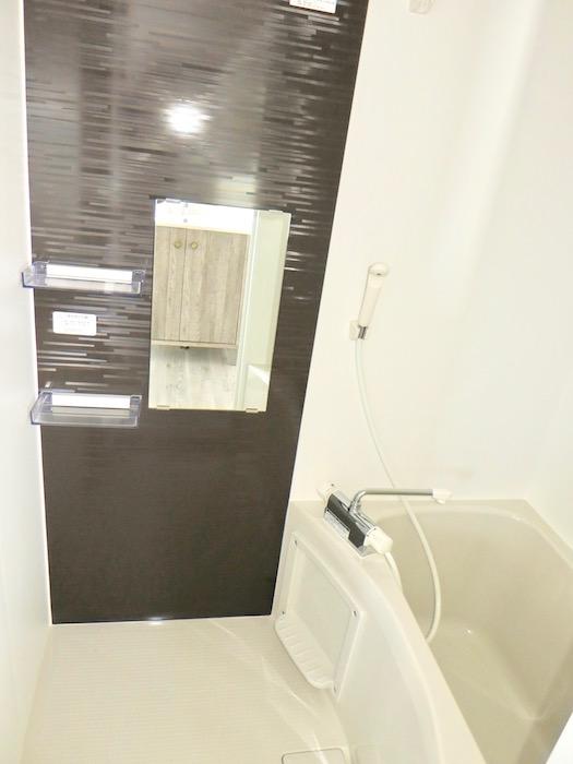 シャビーシック バスルーム。10
