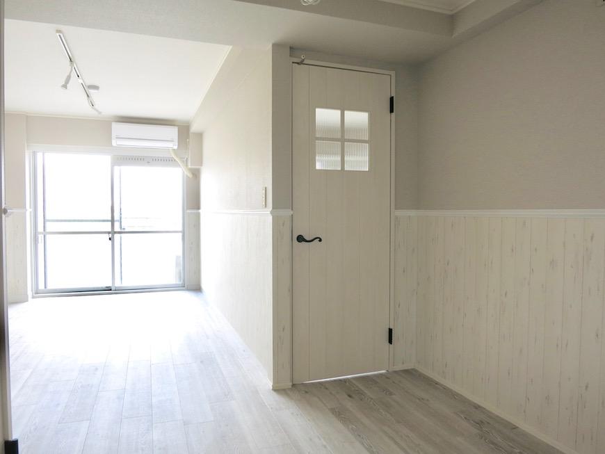 LDK 知的で上品なシャビーシックなお部屋。_8179