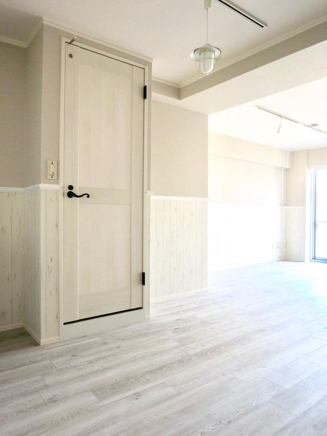 LDK 知的で上品なシャビーシックなお部屋。_8286
