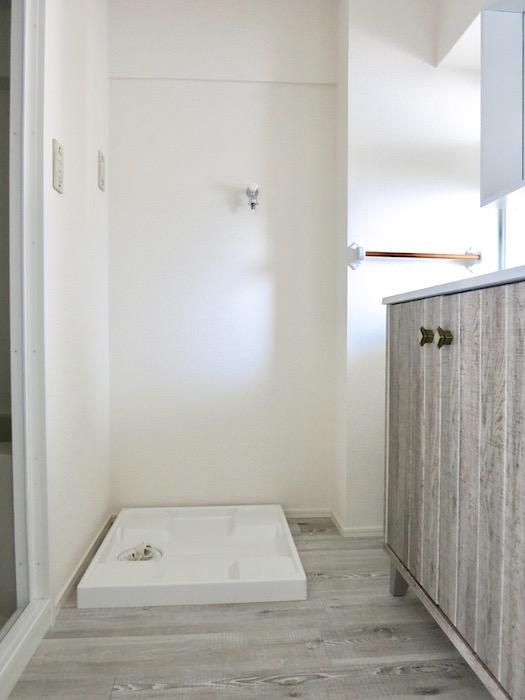 シャビーシック バスルーム。6