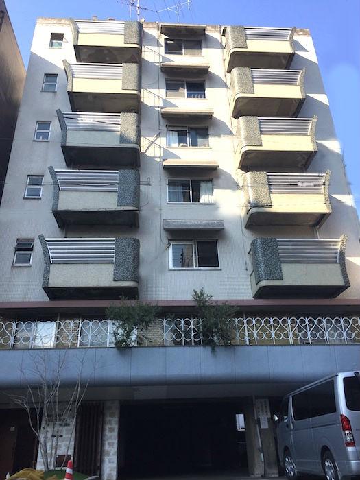 外観 ナゴヤマンション今池 素敵なリノベのお部屋満載なマンション1
