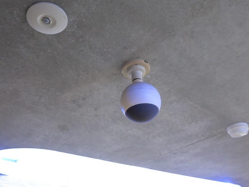 the LOFT 4-D 4階 お庭みたいな共用スペース5
