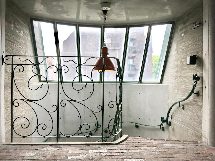 the LOFT 4-D 4階 お庭みたいな共用スペース6