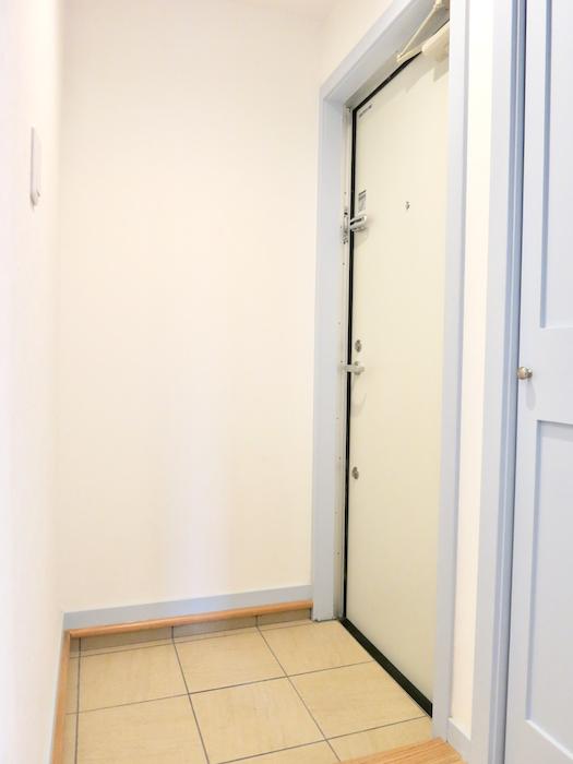 プリマノッツェ西尾 壱番館 玄関2