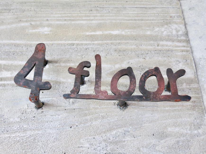 the LOFT 4-D 4階 お庭みたいな共用スペース10