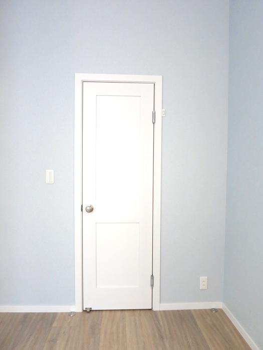 弐番館 ホワイト&水色 プライベートルーム4