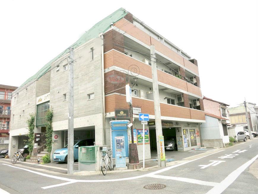 the LOFT 4-D 外観7-1