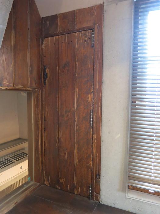 the LOFT 4-D 2階 Left Room おしゃれなキッズルーム 収納3