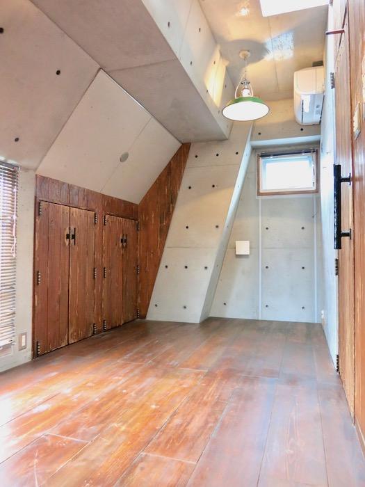 the LOFT 4-D 2階 Left Room おしゃれなキッズルーム 洗練さと遊び心がミックスされた空間2