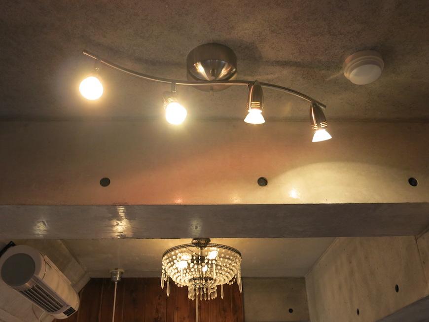 the LOFT 4-D リビング おしゃれな照明4