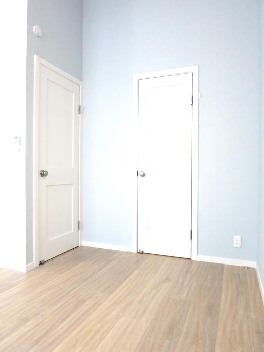 弐番館 ホワイト&水色 プライベートルーム2