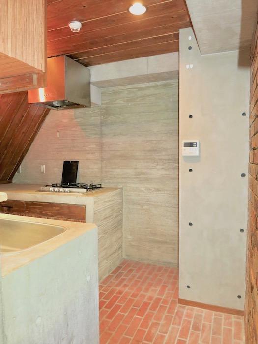 the LOFT 4-D キッチン2