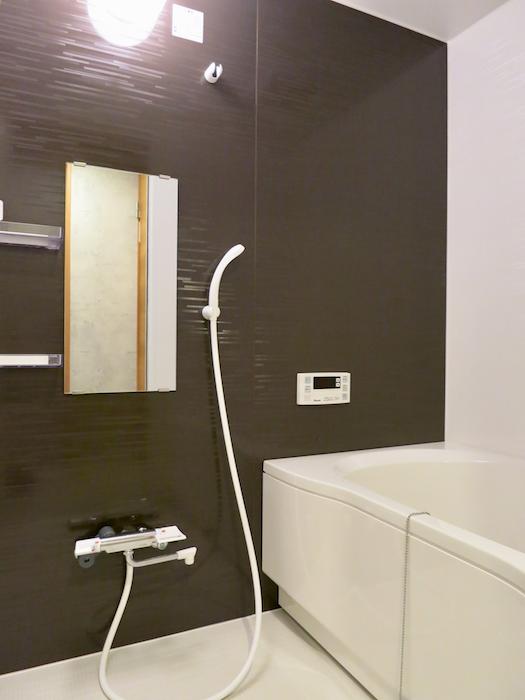 7F インダストリアル スタイル モダンスタイリッシュな バスルーム16