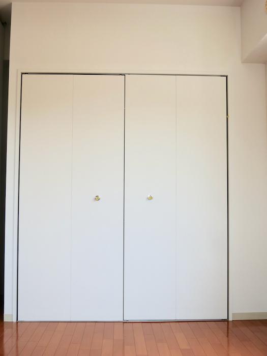 グラン・アルファ307 収納 6条のお部屋の収納。