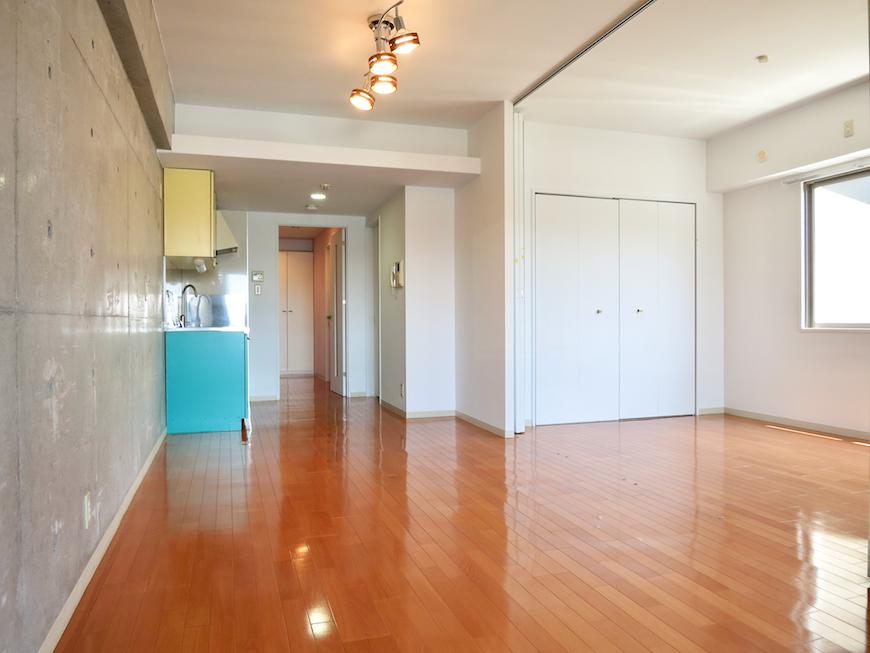 グラン・アルファ307 お部屋の大きさ自由自在 全面23,6帖の広い空間。