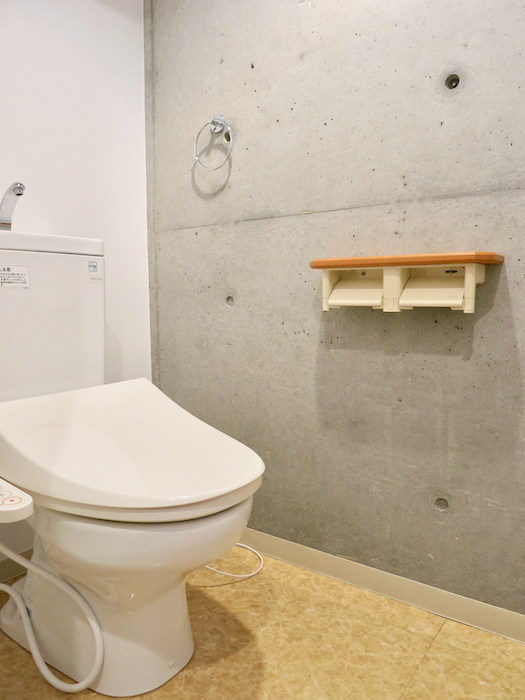 グラン・アルファ307 お洒落なトイレ。