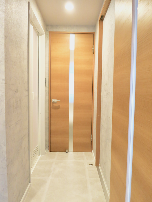 7F インダストリアル スタイル トイレ1
