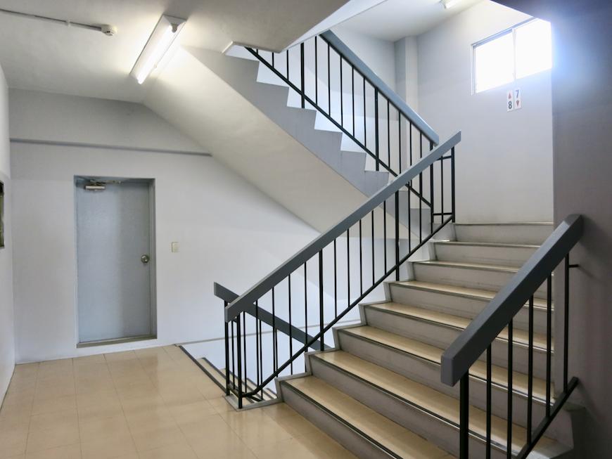 7F 共用スペース エレベーターホール 第3菊屋ビル2