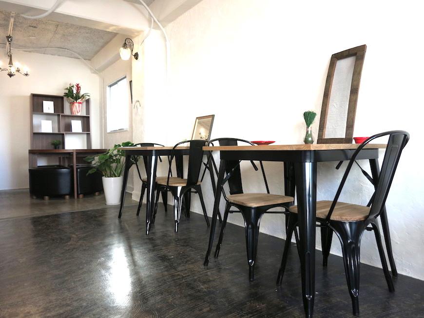 ブランチアベニュー B RANCH Cafe officeなのにまるでCafe7
