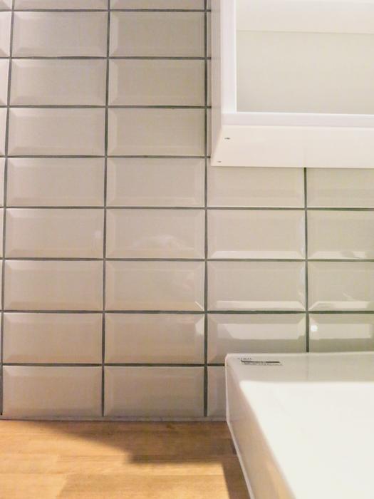 7E  バスルーム インダストリアル スタイル クール!洗面化粧台4
