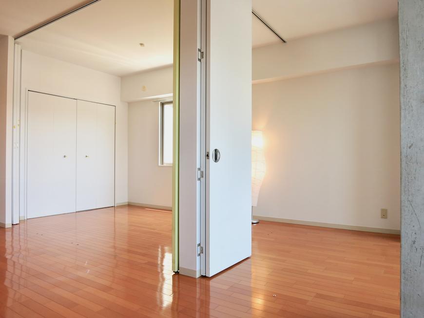 グラン・アルファ307 ミュージアムのような開放的な空間。