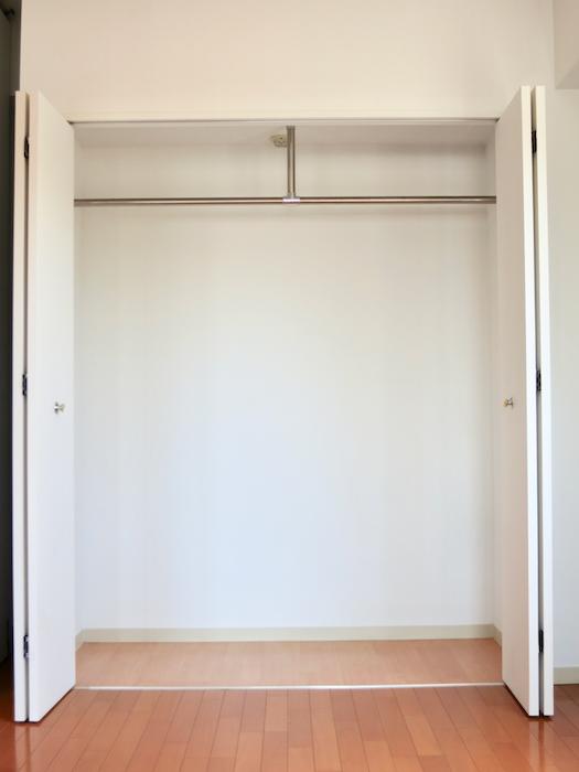 グラン・アルファ307 収納 6帖のお部屋の収納。