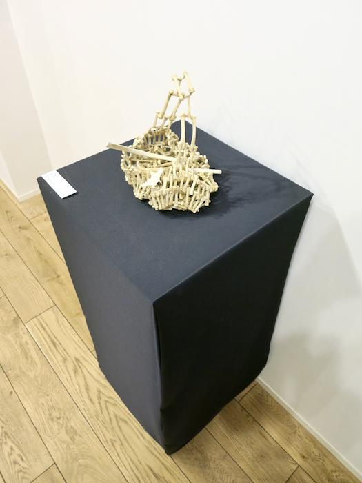 EU Studio : Art Media Roomのアーティストたちの作品1