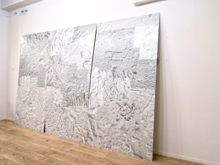 EU Studio : Art Media Roomのアーティストたちの作品6
