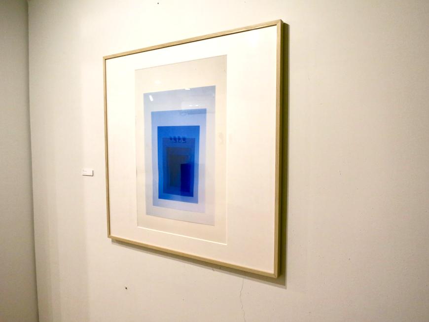 EU Studio : Art Media Roomのアーティストたちの作品2