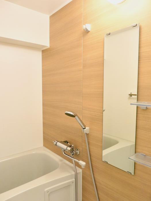 バスルーム リノベーション後、新品になっています。 東海御園ハイツ 9