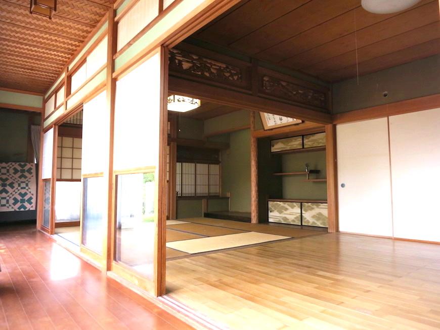 犬山 桜の里。陽だまりの間 幸せリノベーションプロジェクトIMG_0281