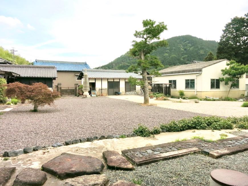 日本家屋で家庭菜園【桜の里】IMG_0311