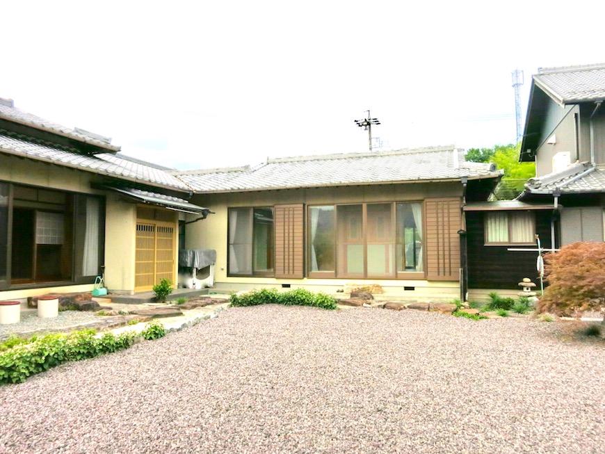 日本家屋。犬山 桜の里。幸せリノベーションプロジェクト。ブランチアベニューIMG_0325