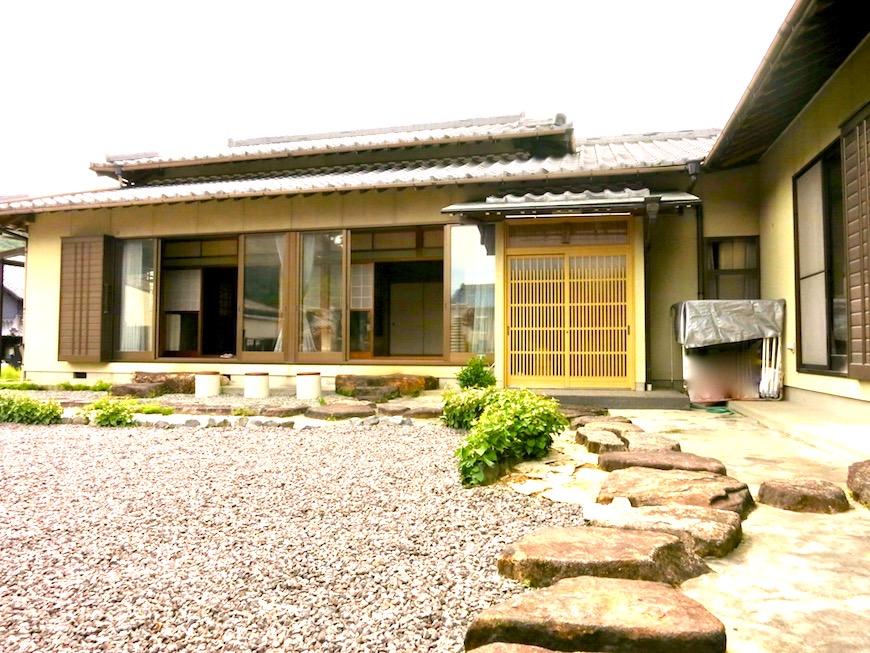 犬山 桜の里。縁側と庭。幸せリノベーションプロジェクト。ブランチアベニューIMG_0331