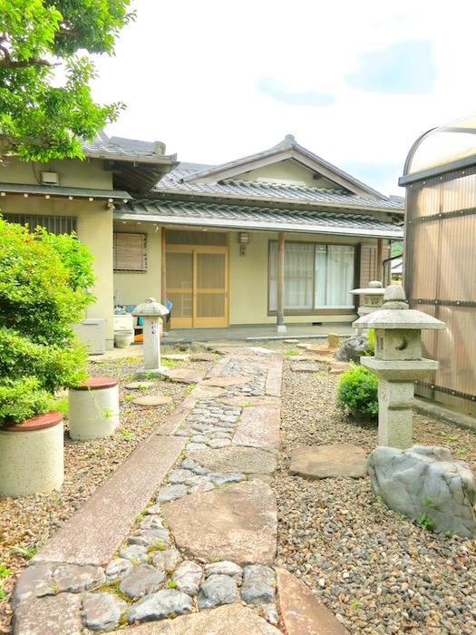 犬山 桜の里 石畳がある景色。幸せリノベーションプロジェクト。ブランチアベニューIMG_0419