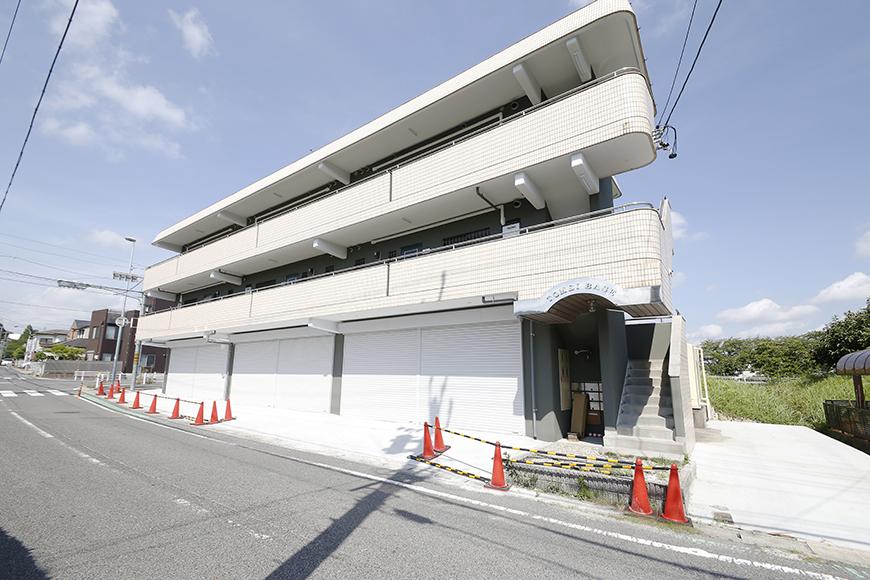 【TOMEI BASE】建物外観_MG_9708