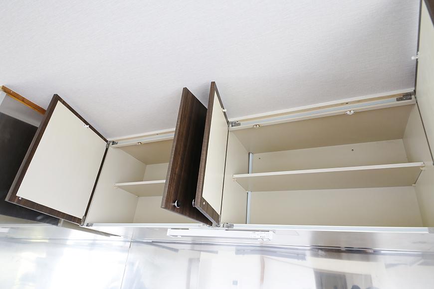 【TOMEI BASE】201号室_キッチン上の収納MG_9683