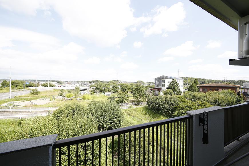 【TOMEI BASE】301号室_ベランダからの眺め_MG_9574