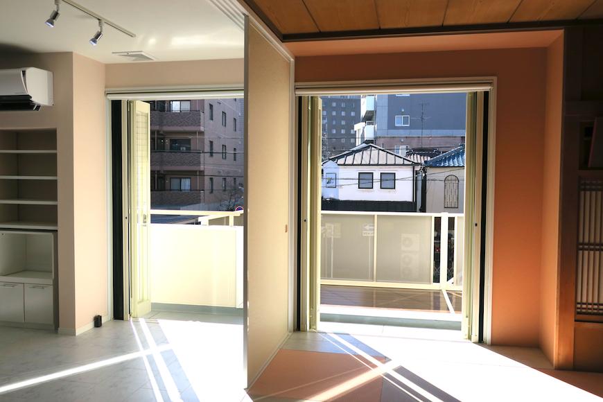 日当たり良好・建物の2階です。【Angelique ・Huit(アンジェリケ・ユイット)IMG_0571